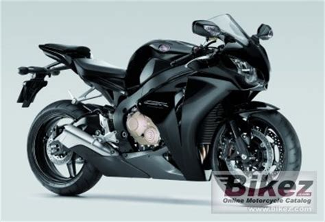 2008 honda cbr 1000 rr specifications and pictures