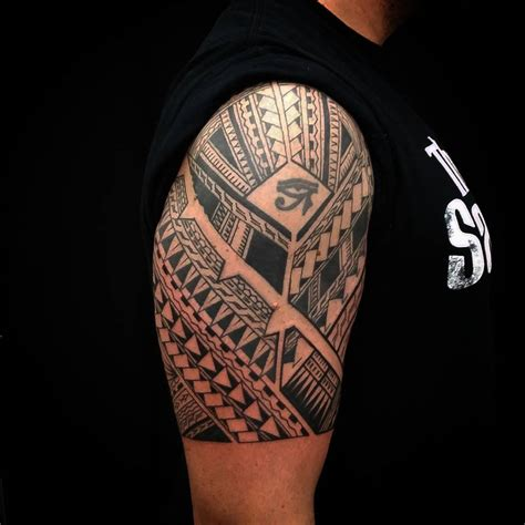 samoan design tattoo 60 best designs meanings tribal