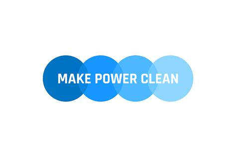 make clean quot make power clean quot initiative aims to promote cleaner