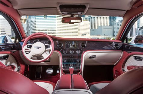 new bentley mulsanne interior 2015 bentley mulsanne speed review