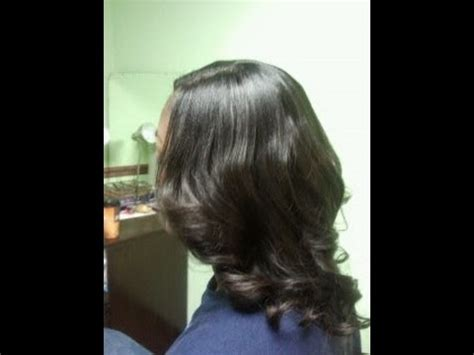 no edges sew in no edges sew in impressions by tamarah qiana youtube