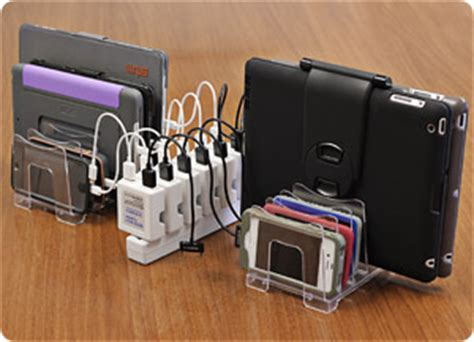 diy multi device charging station usb charger