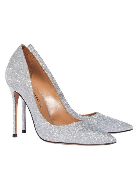 silver glitter high heel pumps silver glitter high heel pumps 28 images odetina 2017