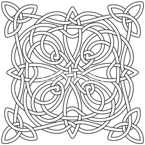 complex celtic knot stock vector freeimages.com