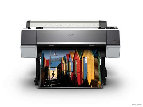 Printer Epson P6000 epson introduces new surecolor p series large format