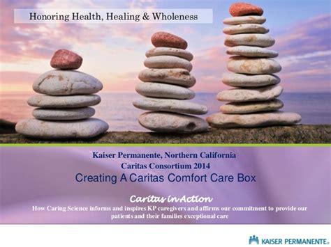 a comfort care creating a caritas comfort care box