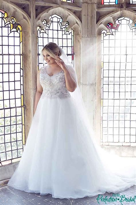 Dresswe Wedding Dresses by Princess Plus Size Wedding Dress Gwyneth Wedding Dresses