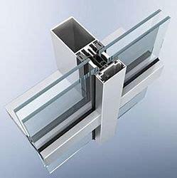 curtain wall unitized system semi unitized curtain wall system acp cladding work