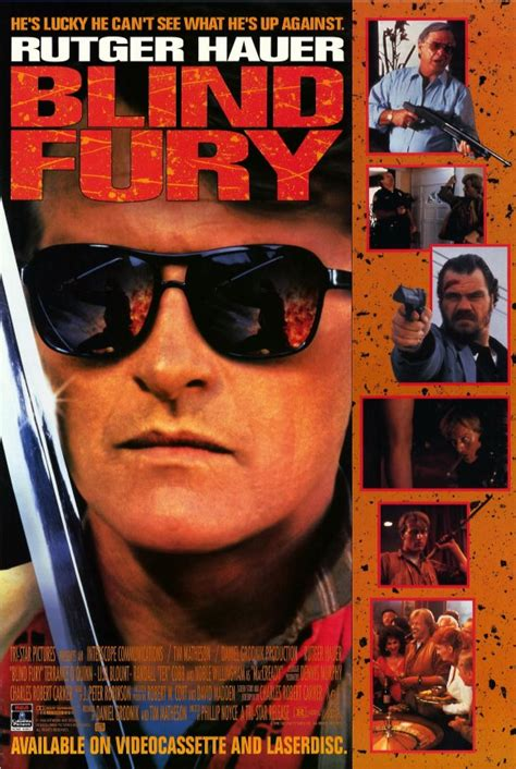 Blind Fury blind fury posters from poster shop