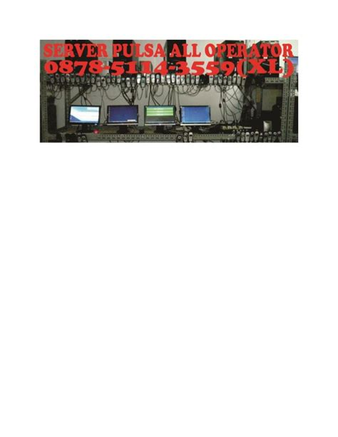 Daftar Dompet Pulsa Xl 0878 5114 3559 Xl Server Pulsa Sidoarjo Daftar Harga