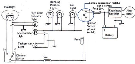 wiring diagram vario pgm fi auto engine and parts diagram