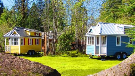 small villages in usa tiny house village lets you try out small living for real