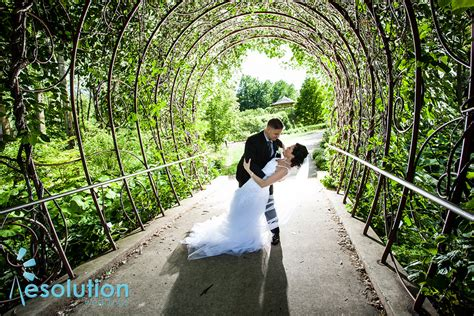 Green Bay Botanical Gardens by Botanical Gardens Archives Green Bay Wisconsin Wedding