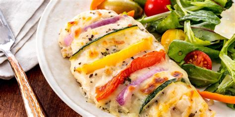 delish chicken recipes best primavera stuffed chicken recipe how to make