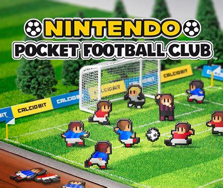 club nintendo mobile test nintendo pocket football club 3ds lightningamer