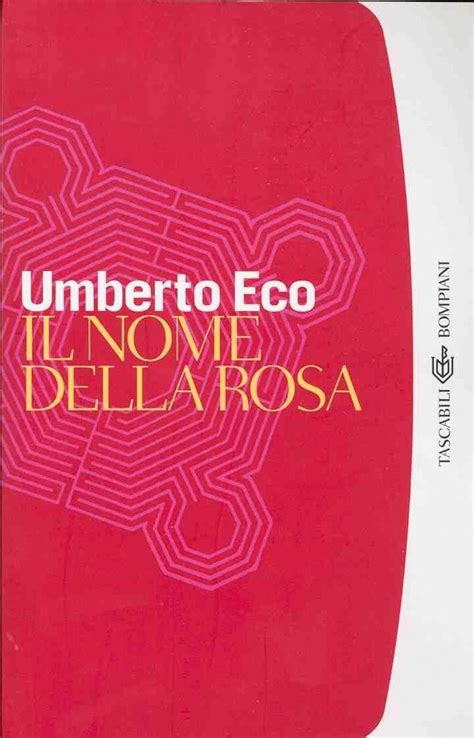 libro the naming of the il nome della rosa di umberto eco flaner 237
