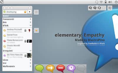 gnome empathy themes elementary empathy theme omg ubuntu