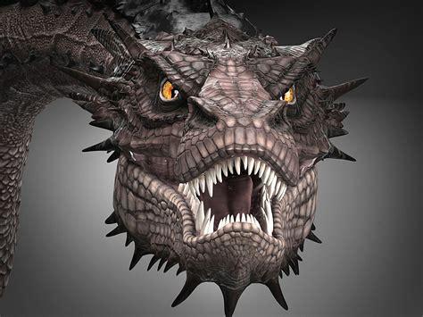 The Dragoon smaug hobbit