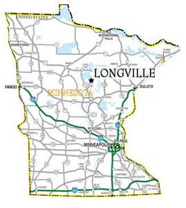 lake finder map find longville minnesota area maps location map