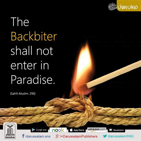 Quotes About Backbiting In Islam backbiting islamic quotes quotesgram