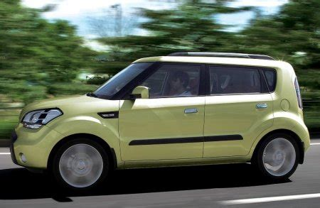 production 2009 kia soul set for paris | drive arabia