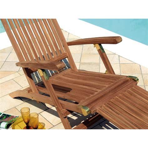 lettini da giardino in legno poltrona lettino da giardino legno teak steamer san marco