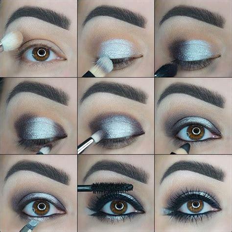 tutorial eyeliner silver 35 sizzling smokey eyes makeup tutorials