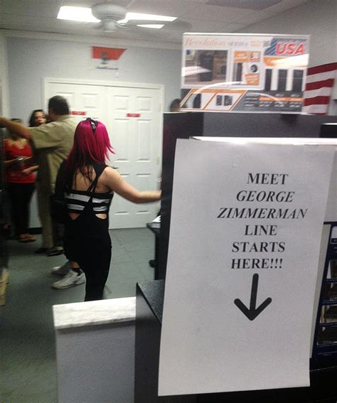the arms room orlando florida gun show features george zimmerman ny daily news