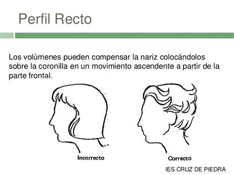 imagenes para perfil normal correcci 243 n de la fisonom 237 a a trav 233 s del peinado