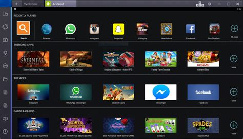 Android Emulator For Windows by Bluestacks Android Emulator For Windows