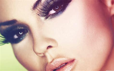 wallpaper girl makeup girls eye makeup hd wallpapers i hd images