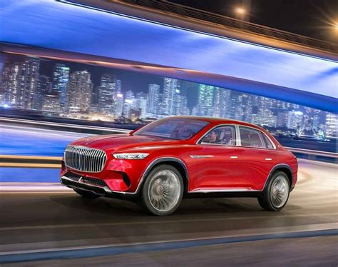 luxury mercedes maybach vision mercedes maybach luxury suv concept