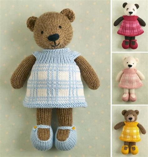 knitting pattern teddy bear teddy bear patterns our top 10 loveknitting blog