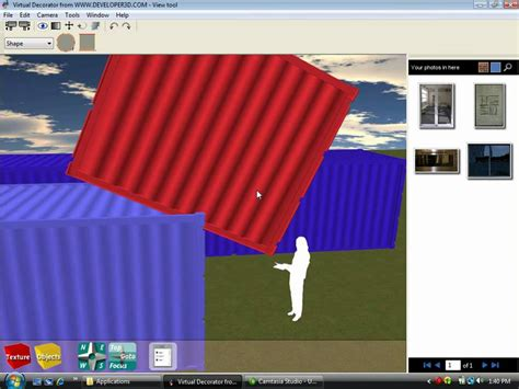 shipping container home design software tutorial 4