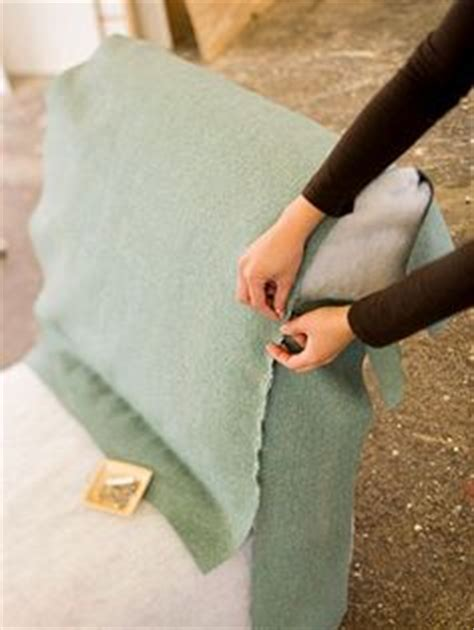 Upholstery Tips by This Technique Creates A Neat Angular Corner With One