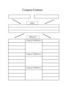 Exle Compare And Contrast Essay by Compare Contrast Essay Book Writefiction581 Web Fc2