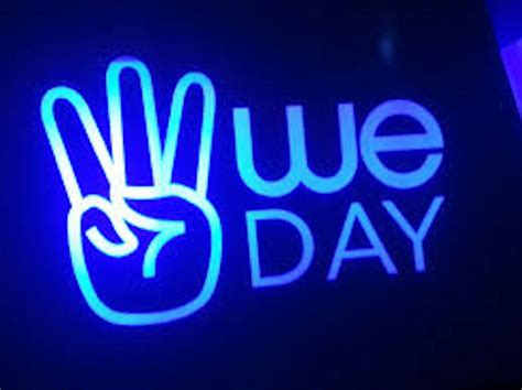what day rcs at we day