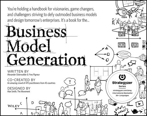 business model generation template business model generation by osterwalder yves