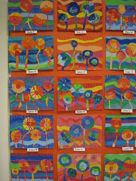 pattern art class zilker elementary art class art lessons and projects