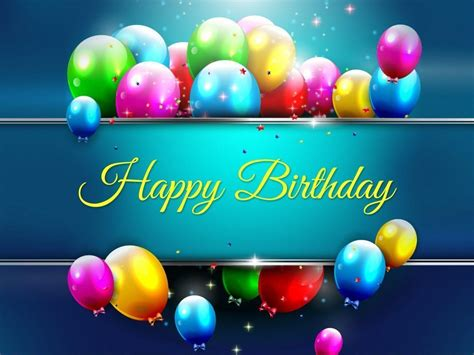 wallpaper bergerak happy birthday happy birthday wallpapers image wallpaper cave