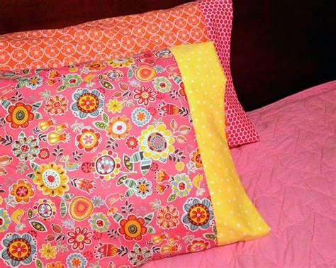 Handmade Pillowcases - handmade pillowcases crafts