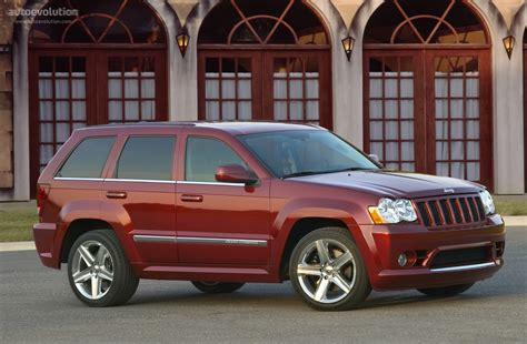 jeep srt 2006 jeep grand cherokee srt 8 specs 2006 2007 2008 2009