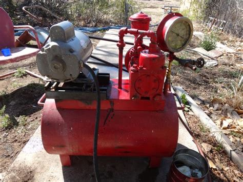 opinions   unknown vintage air compressor  needed