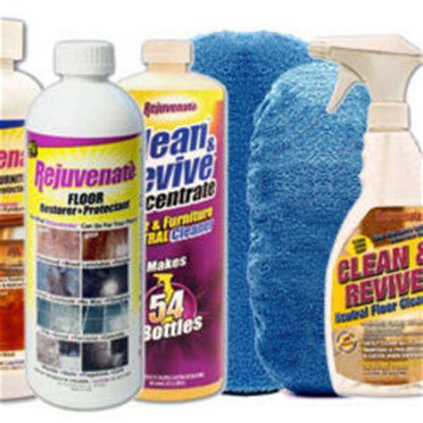 Life Products REJUVENATE Floor restorer & protectant RJ16F