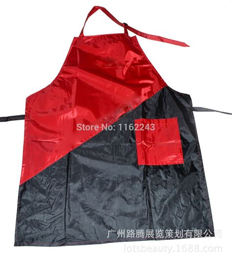 Sale Celemek Apron Karakter Waterproof aliexpress buy professional hair salon apron