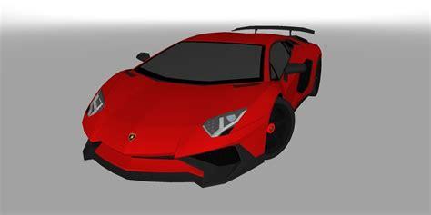 Lamborghini 3d Model Free by Lamborghini Aventador Sv 3d Model Free 3d Model Game Ready