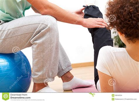 Rehab Doctors by Rehabilitation Stock Images Image 36042534