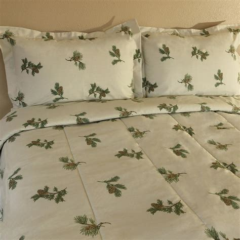 pinecone bedding luxury pine cone bedding cabin place