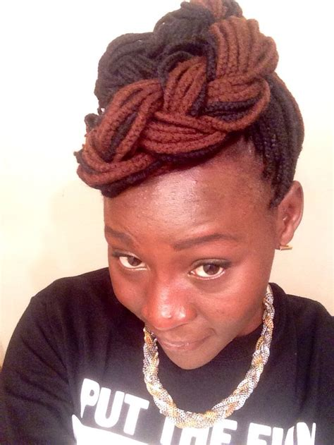 yarn braid hairstyle pictures yarn braids mohawk natural hairstyles tips and