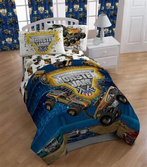 monster truck bed set 1000 images about monster trucks on pinterest twin